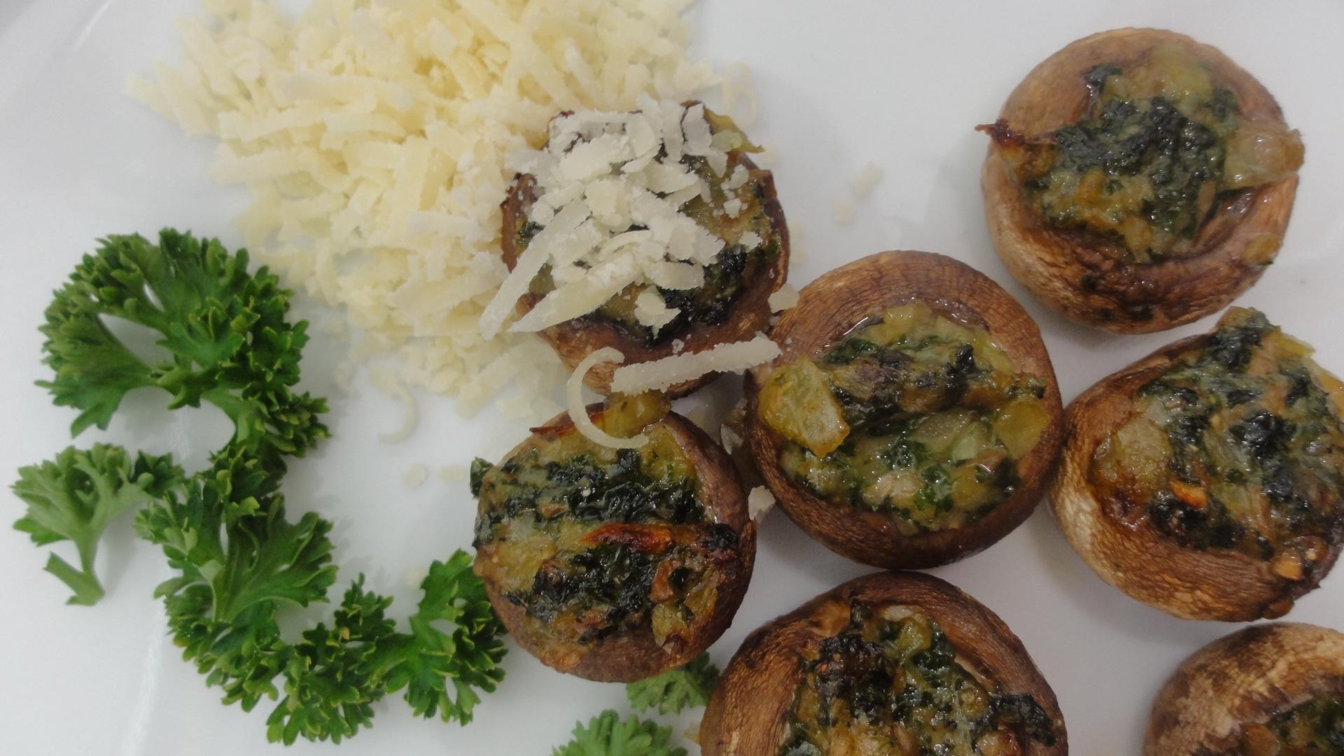 gef. champignons
