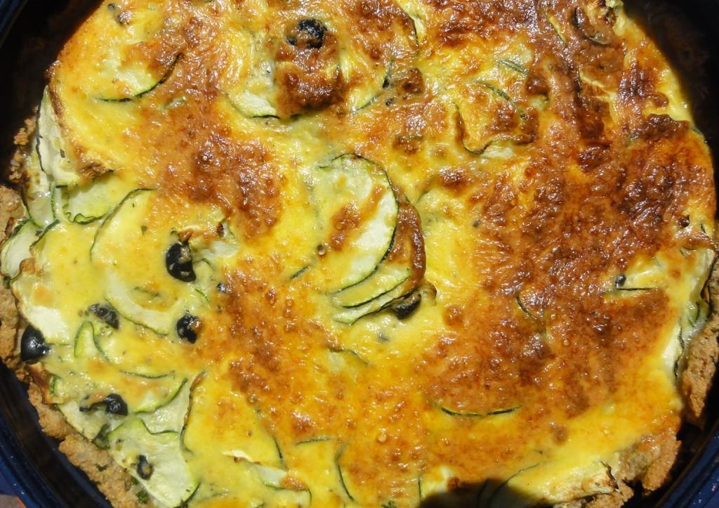 zucchini-torte