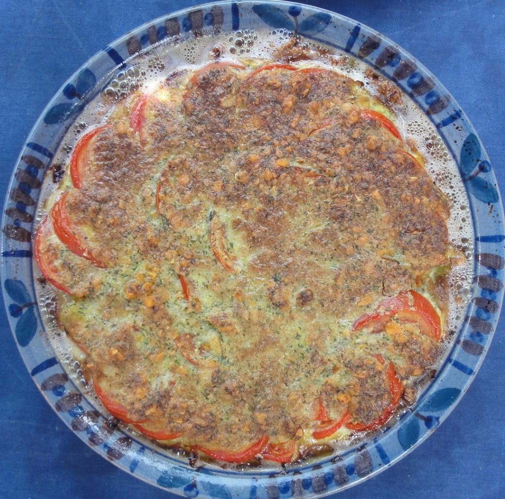 tomaten-käsekuchen