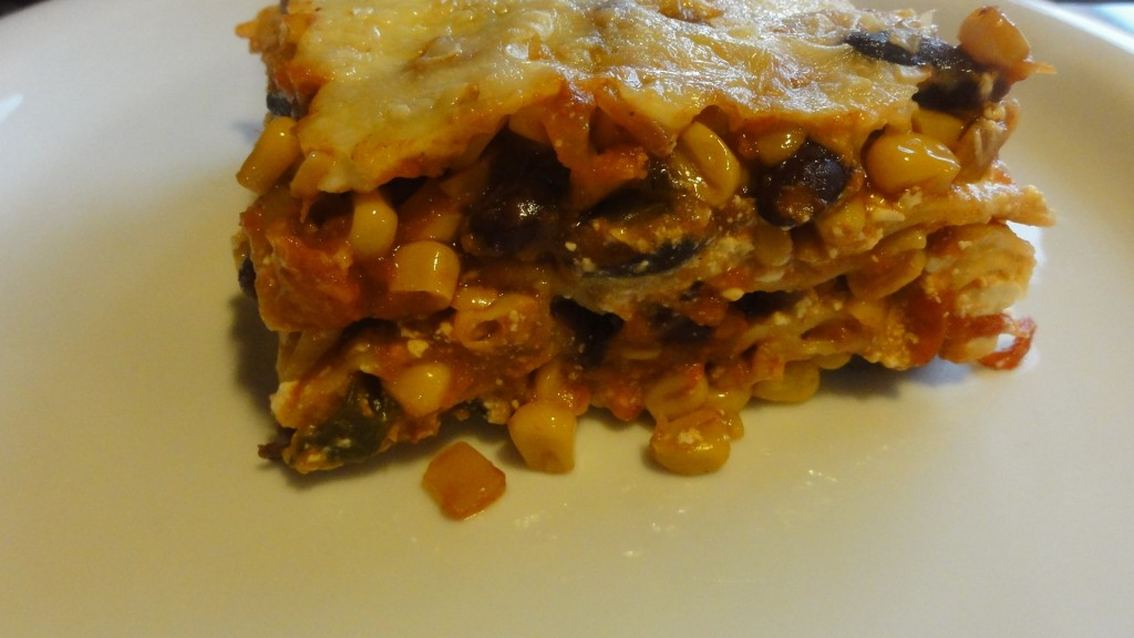 Mex. Lasagne 2